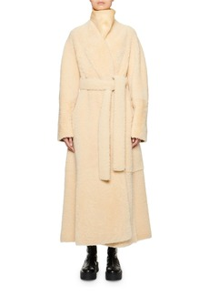 THE ROW Tanilo Lamb Fur Coat
