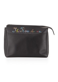 THE ROW The Row for Me Bindle Clutch Bag