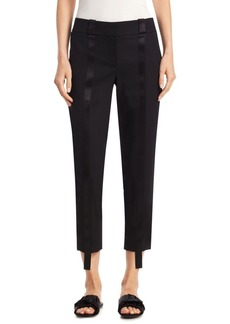 The Row Val Stretch-Wool Pants
