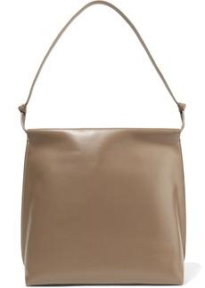 The Row Wander Leather Shoulder Bag