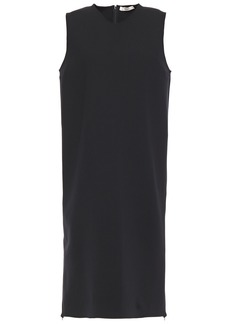 The Row Woman Frans Scuba Dress Black