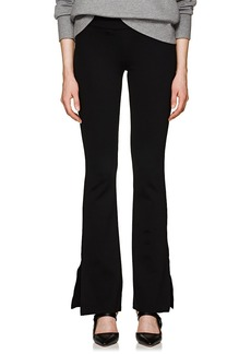 The Row Women's Alli Bonded Jersey Pants
