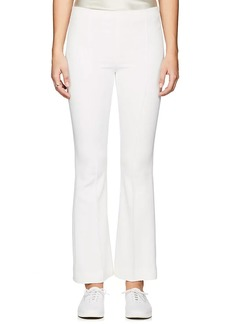The Row Women's Beca Crop Flared Pants