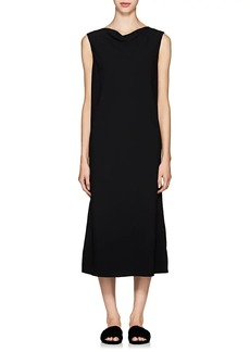 The Row Women's Bella Stretch-Cady Dress