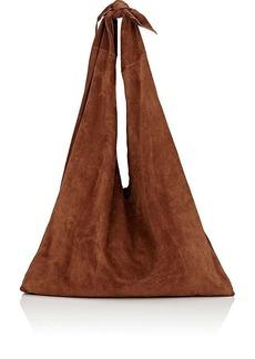 The Row Women's Bindle Shoulder Bag - Saddle