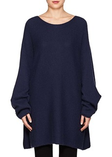 The Row Women's Clyde Cashmere-Silk Sweater