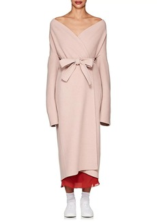 The Row Women's Cofra Cashmere-Wool Coat