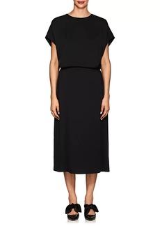 The Row Women's Cyde Stretch-Silk Midi-Dress