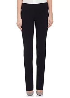 The Row Women's Docu Stretch-Cady Slim Pants