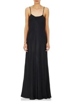 The Row Women's Ebbins Matte Satin Gown