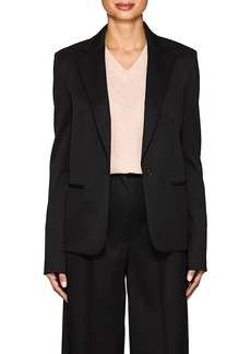 The Row Women's Felmon Wool One-Button Jacket