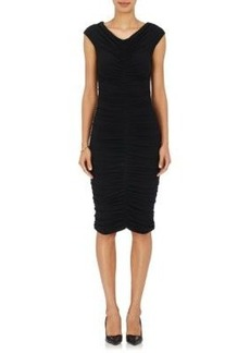 The Row Women's Hali Ruched Body-Con Dress