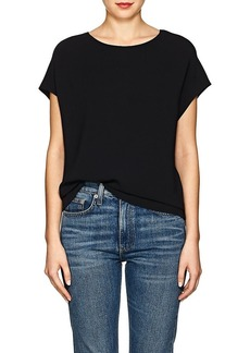 The Row Women's Idie Stretch-Cady Top
