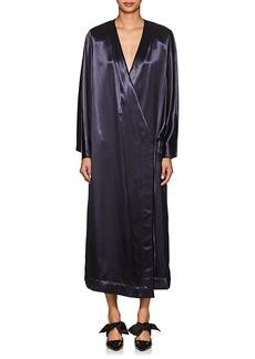 The Row Women's Impu Satin Kimono Jacket