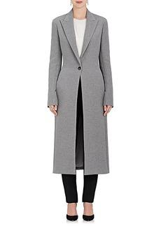 The Row Women's Jilo Mélange Coat