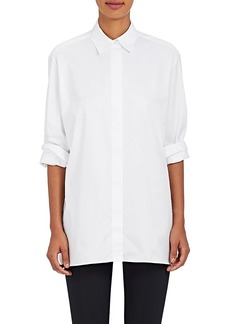 "The Row Women's Juliette ""Hope"" Cotton Poplin Blouse"