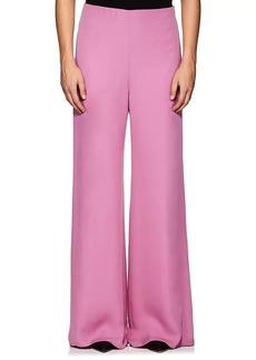 The Row Women's Kiola Silk Wide-Leg Pants
