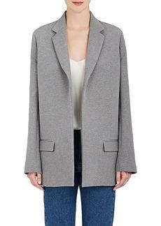 The Row Women's Lohjen Mélange Twill Jacket