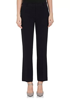 The Row Women's Mavery Stretch-Cady Pants