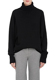 The Row Women's Meredith Wool Turtleneck Sweater