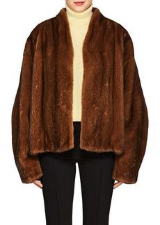 The Row Women's Moona Mink-Fur Jacket