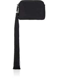 The Row Women's Multi-Pouch Mini Satin Wristlet