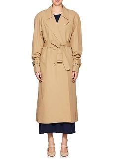 The Row Women's Nueta Tech-Twill Trench Coat