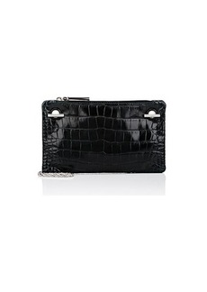The Row Women's Party Time 7 Chain Bag - Dk. Green