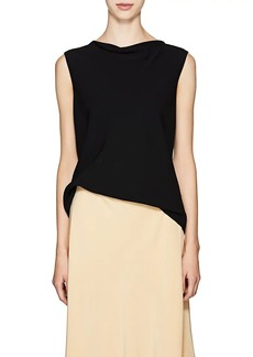 The Row Women's Shella Stretch-Cady Top