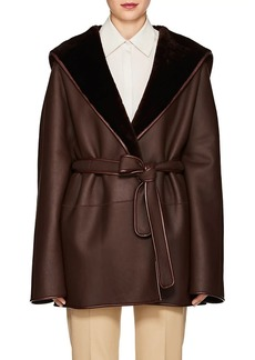 The Row Women's Sternley Shearling Coat