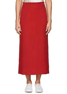 The Row Women's Stratski Silk Skirt