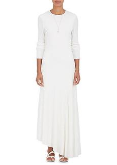 The Row Women's Talluah Rib-Knit Maxi Dress