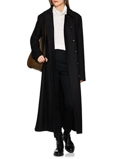 The Row Women's Toomana Wool-Blend Belted Coat