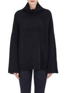 The Row Women's Violina Cashmere Oversized Sweater