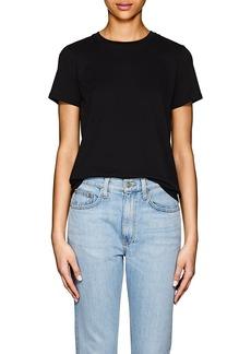 The Row Women's Wesler Cotton Short-Sleeve T-Shirt