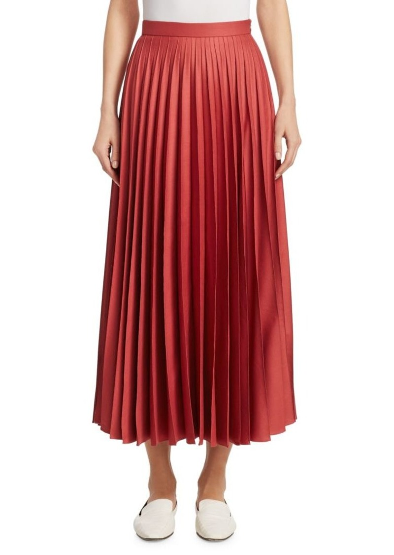 f9b25c14ba The Row Vailen Pleated Maxi Skirt | Skirts