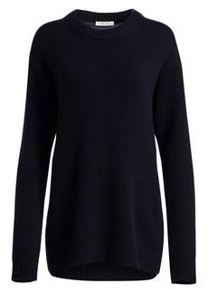 The Row Vaya Cashmere Knit Sweater
