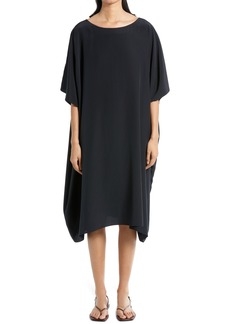 Women's The Row Tilda Asymmetrical Crepe Tunic