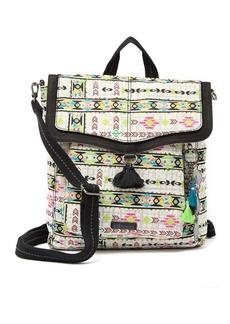 The Sak Artist Circle Tassel Backpack