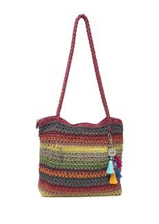 The Sak Crafted Classic Shoulder Bag