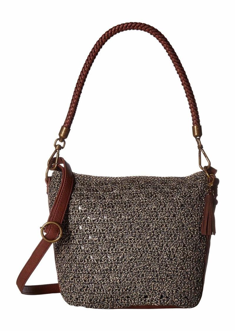 The Sak Fairmont Crochet Bucket Handbags
