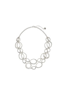 """The Sak Link Double Layer Necklace 18"""""""