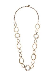 "The Sak Long Link Necklace 32"""
