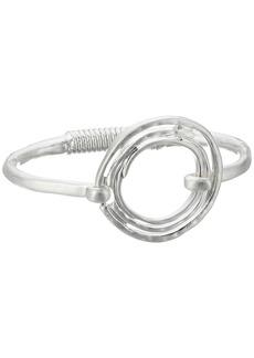 The Sak Orbit Spring Bangle Bracelet