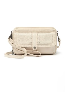 The Sak Sequoia Leather Crossbody Bag