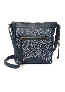 The Sak Tahoe Leather Crossbody Bag