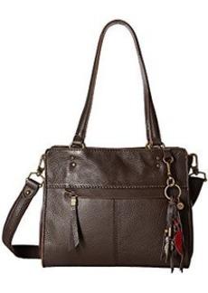 The Sak Alameda Leather Satchel