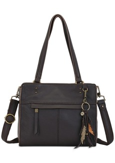 The Sak Alameda Leather Satchel