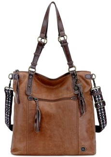 The Sak Ashland Leather Convertible Tote