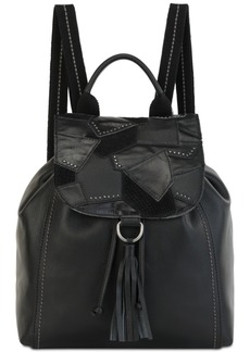 The Sak Avalon Convertible Leather Backpack, Created for Macy's